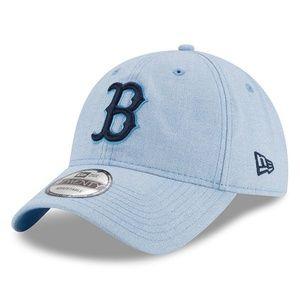 Boston Red Sox 2018 Baseball Cap in Light Blue
